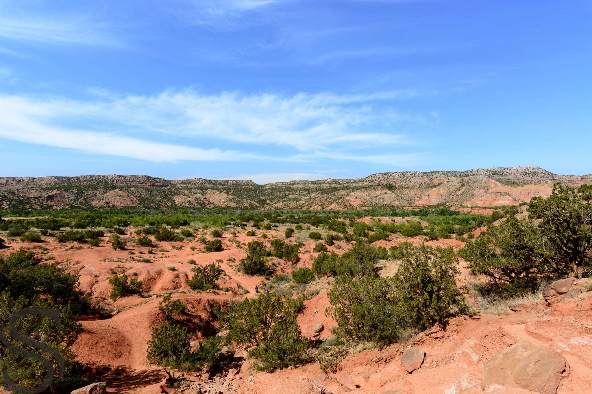 Palo Duro Canyon State Park, TX